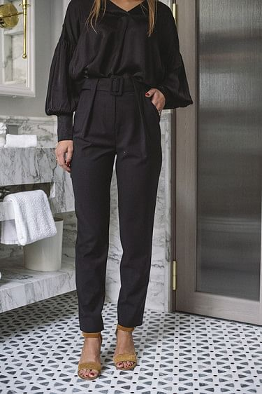 Pfeiffer Pant Black