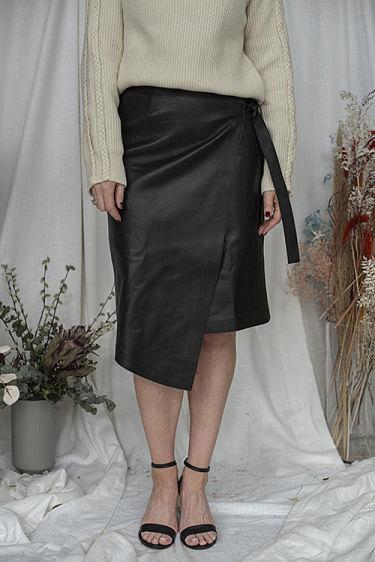 Sarajevo Skirt Black