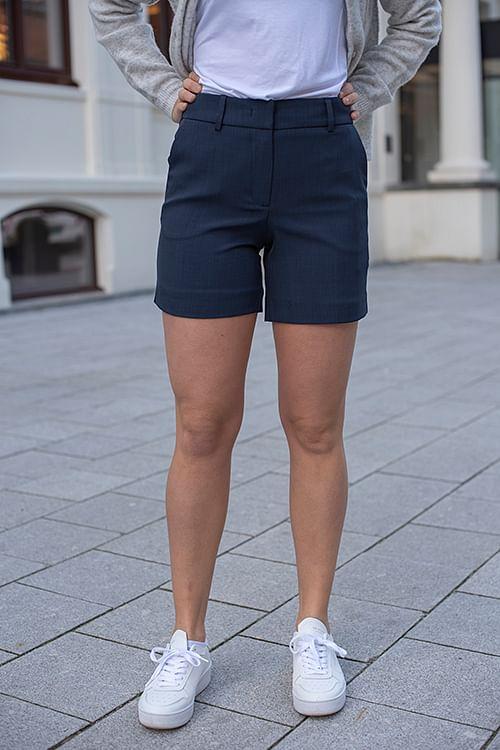 fiveunits dena flash 229 shorts navy melange