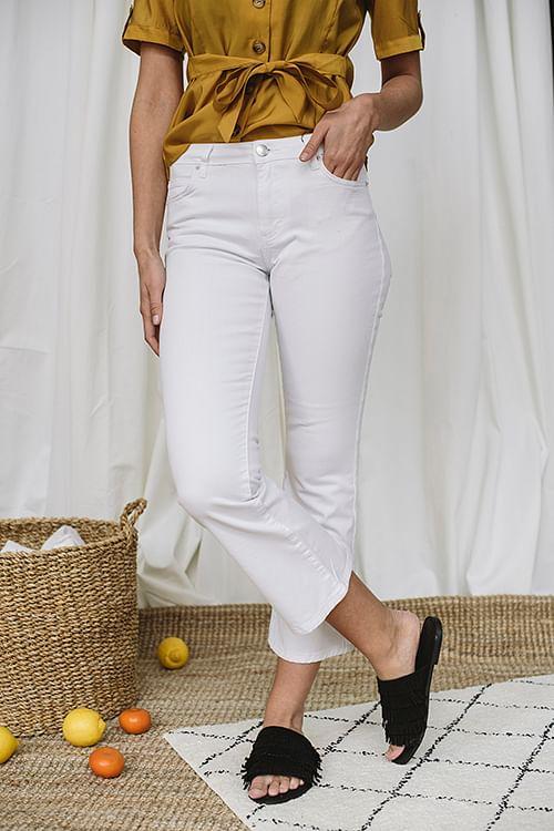 Fiveunits Irina 541 Bright White Rude jeans