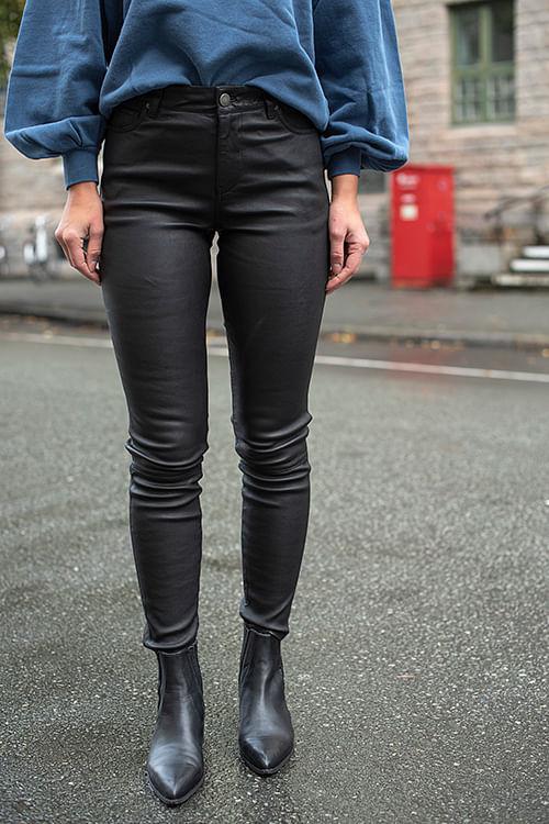 Kate 634 Black Leather