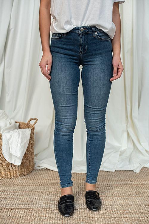 Fiveunits Kate 893 Jeans Indigo Ease bukser