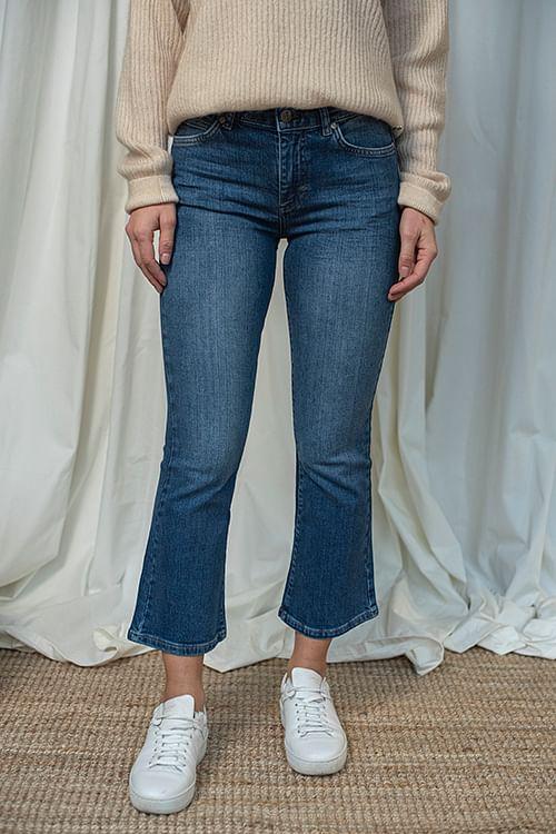 Naomi 328 Crop Jeans Vintage Reuse