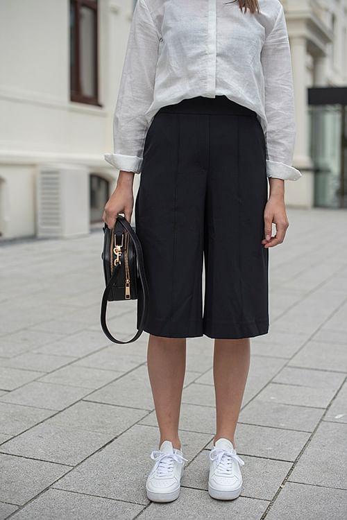 Fiveunits Rose 229 Shorts Black
