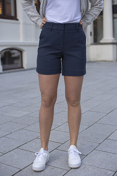 Dena 229 Flash Shorts Navy Melange