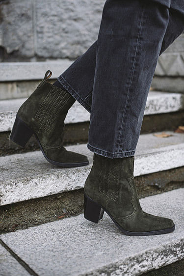 Callie Ankle Boots Kalamata