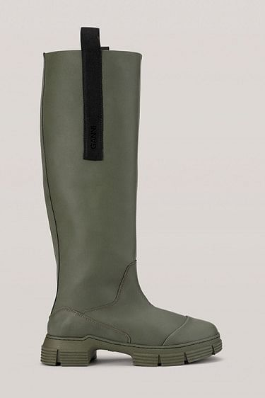 Recycled Rubber Country Boot Kalamata