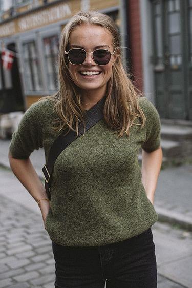 Georgina Sweater Green