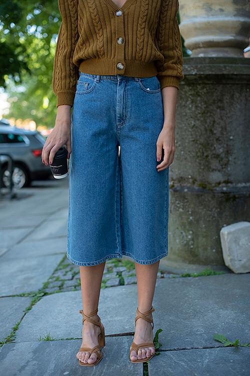Kinsley Shorts Light Blue