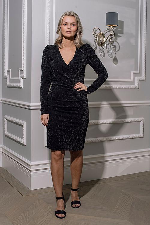 Gestuz Solin Dress Black kjole