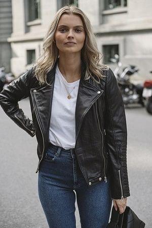 Electra Jacket Black