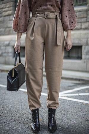 Lenora Pants Tannin