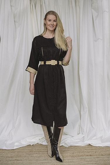 Lorah Dress Black
