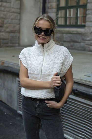 Hana Pullover Turtledove