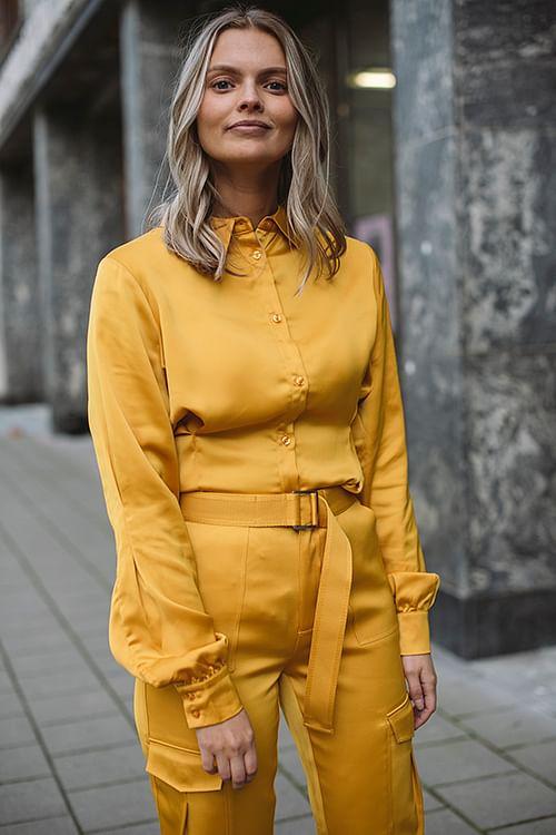 Halitt Shirt Yellow