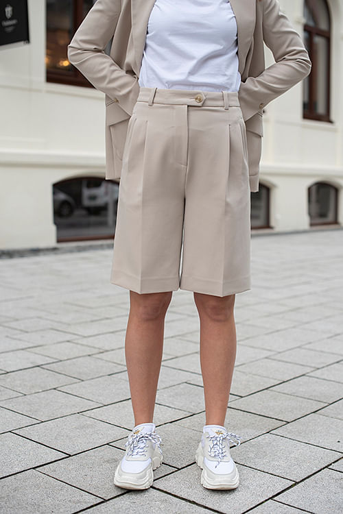 Linsesuppe Shorts Sand