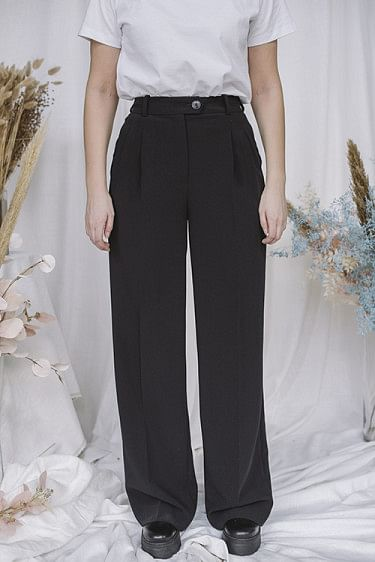 Bottomsup Trouser Black