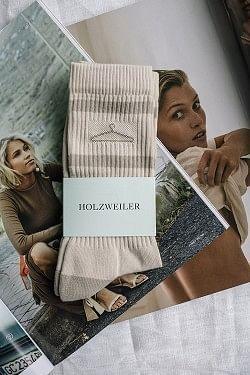 Hanger Sock Beige