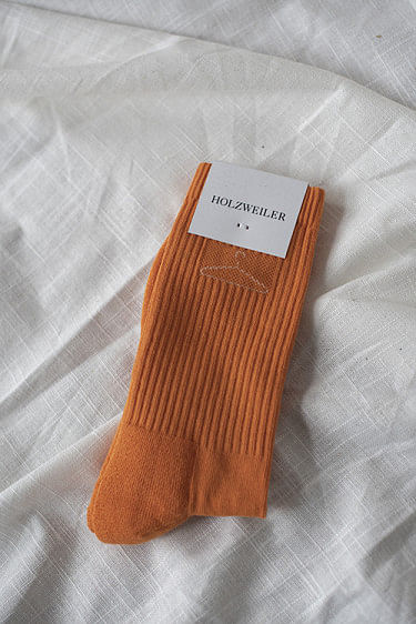 Hanger Sock Orange