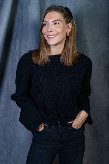 Nora Sweater Black