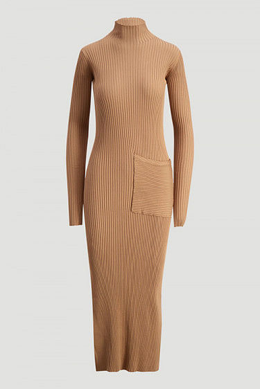 Noritt Dress Camel