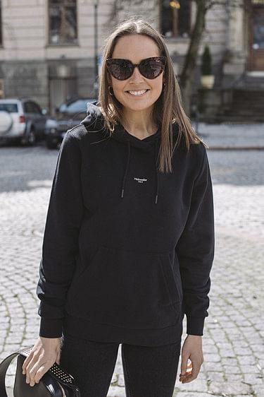 Oslo Hoodie Black