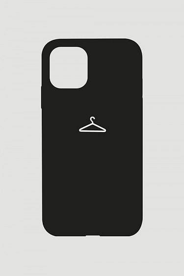 iPhone Cover 11 Pro Black Hanger