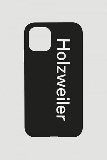 iPhone Cover 11 Pro Black Holzweiler
