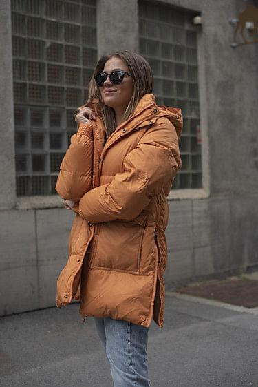 Sol Down Jacket Orange