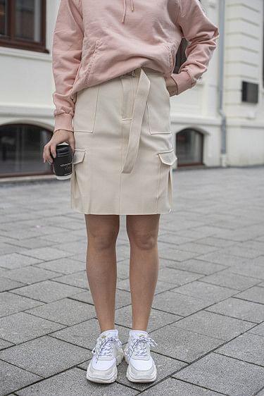 Stranda Skirt Sand