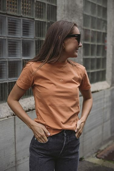 Suzana Tee Orange