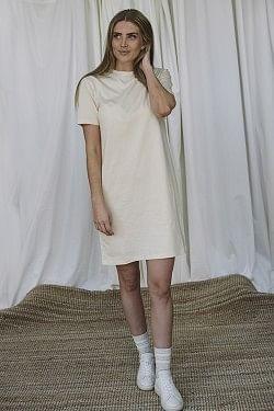Swan Dress Sand