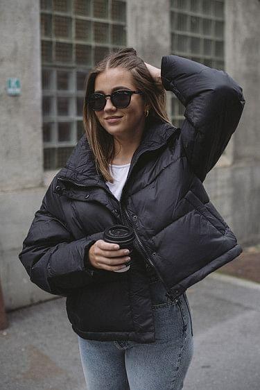 Tislei Down Jacket Black