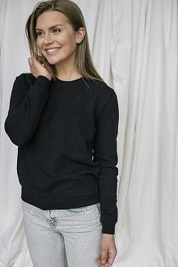 Anita College Sweater Black
