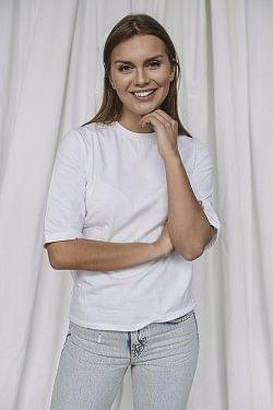 Heidi T-shirt White
