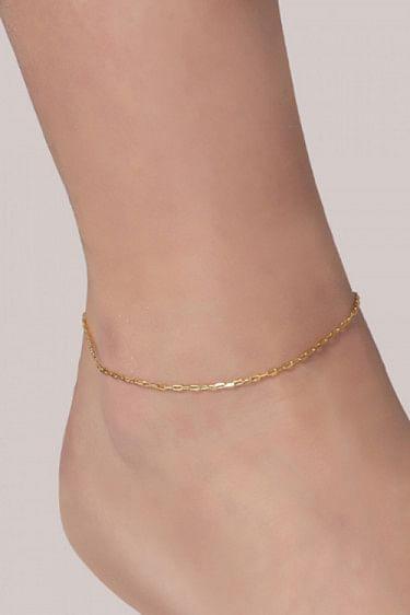 Souvenir Anklet Gold