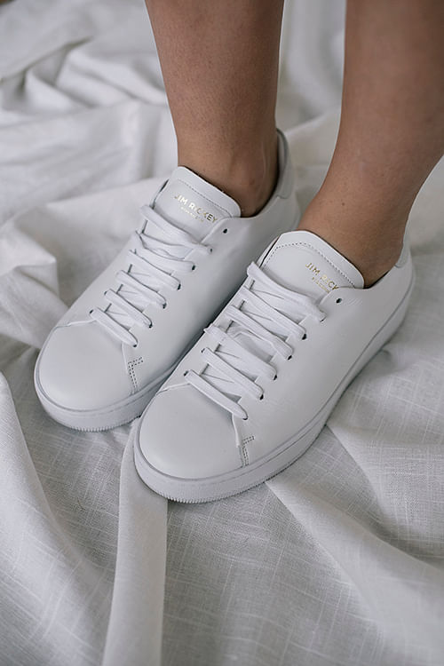 Deuce Court Sneakers White