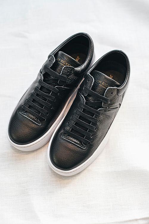 Jim Rickey Cloud Fat Black sneakers sko