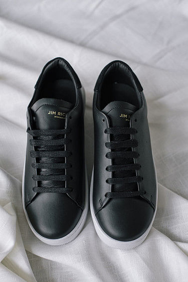 Deuce Court Sneakers Black