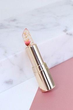 Jelly Lipstick Barbie Doll Powder