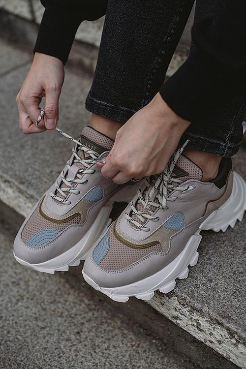 Flash Sneakers Sand | Carma