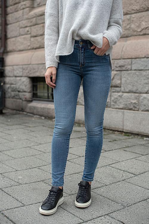 Lois Celia Maconi Legends Dark Stone jeans