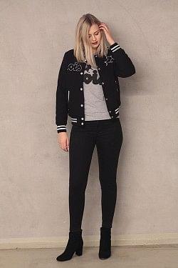 Cordoba Jeans Black