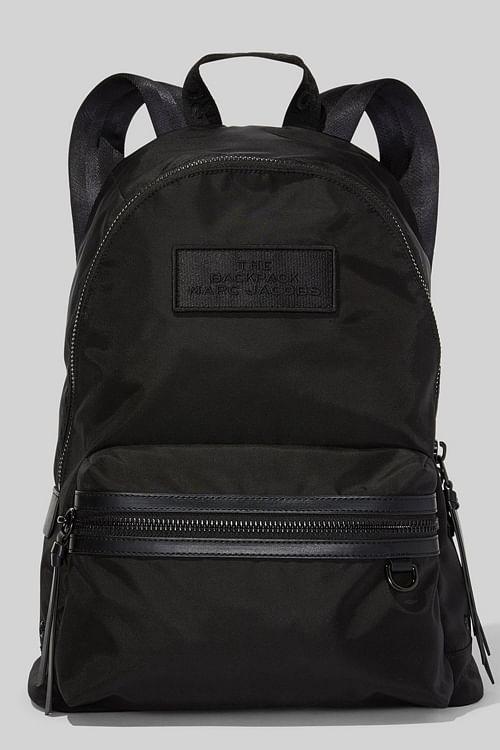 Marc Jacobs The Large Backpack DTM Black ryggsekk