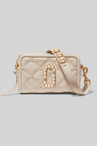 The Softshot 17 Quilted Pearls Oatmeal