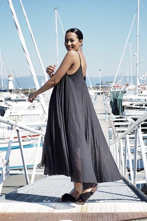 Nectar Manuela Dress Black kjole