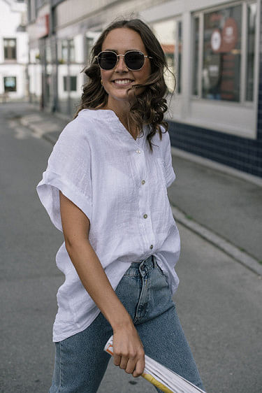 Lana Shirt White
