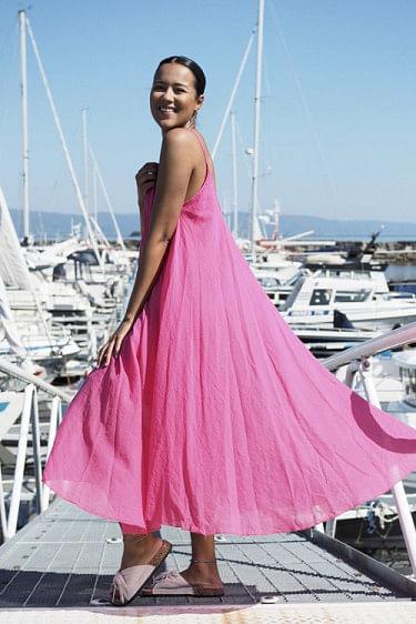 Manuela Dress Pink