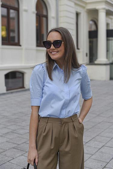 Billie Shirt Blue