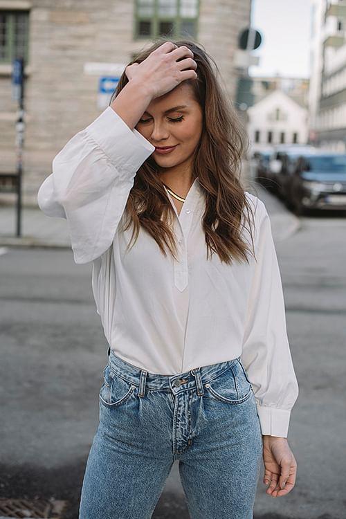 Offwhite Chloe Shirt   One & Other   Skjorter & bluser
